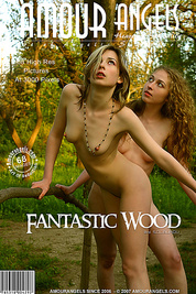 Dont miss your opportunity of watching lovely lesbian teen games on the nature.