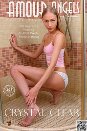 This skinny teen doll has a ton of fun with taking a shower and turns it into an amazing strip show.
