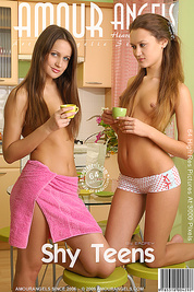 As a matter of fact these sexy lesbian teens live together and they cant imagine their lives without each other.